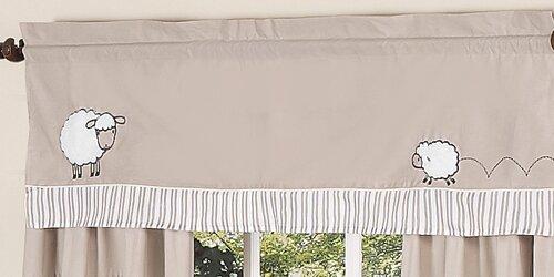 Little Lamb 54 Curtain Valance by Sweet Jojo Designs