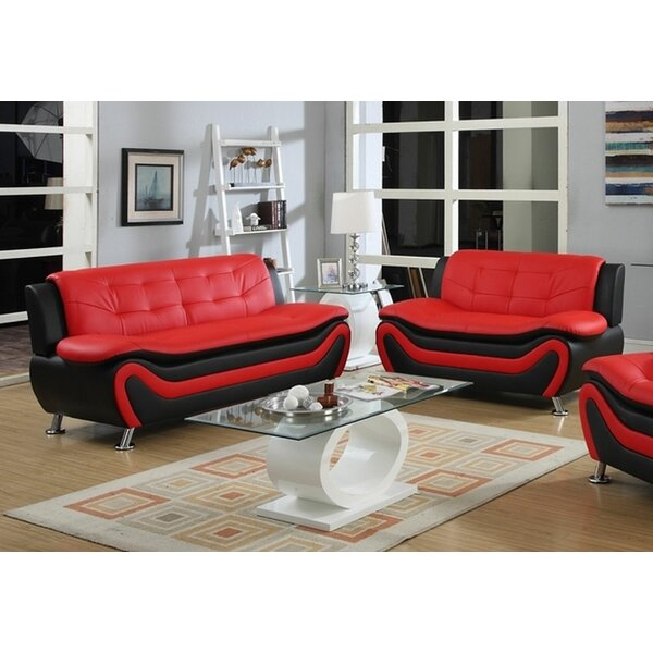 Vachel 2 Piece Living Room Set by Orren Ellis