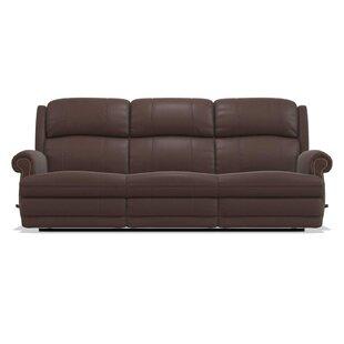 Kirkwood Reclina-Way® Full Leather Reclining Sofa
