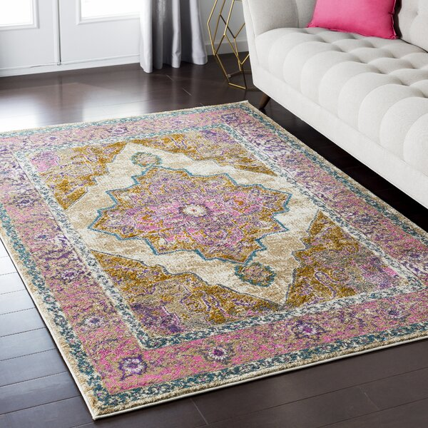 Alpharetta Area Rug by Bungalow Rose
