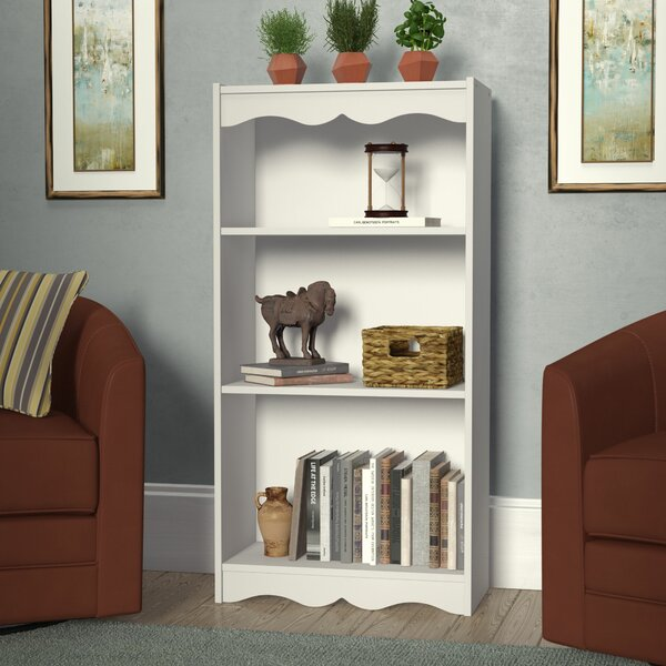 Bismarck Standard Bookcase By Andover Mills