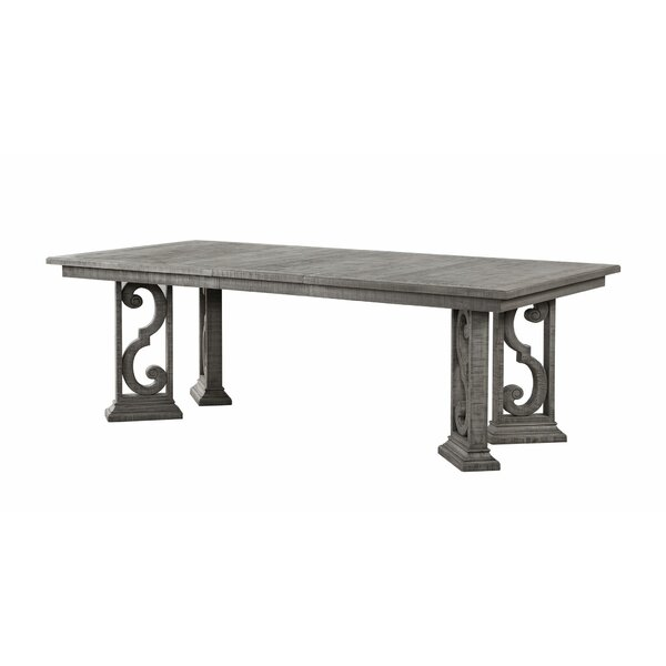 Marlene Drop Leaf Dining Table by Ophelia & Co. Ophelia & Co.