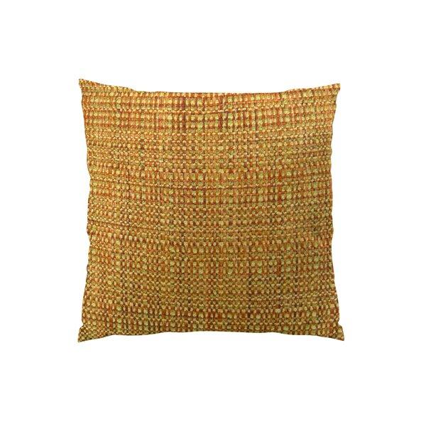 Kosoff Paprika Handmade Throw Pillow by Plutus Brands
