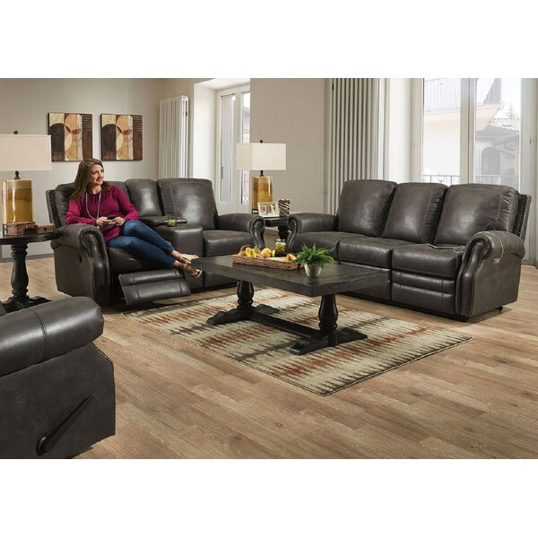 Cifuentes 3 Piece Reclining Living Room Set By Darby Home Co