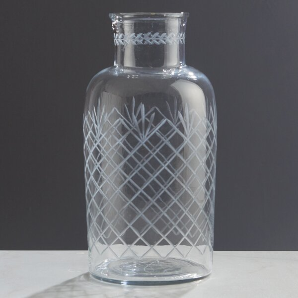 Decorative Bottle by Rosalind Wheeler