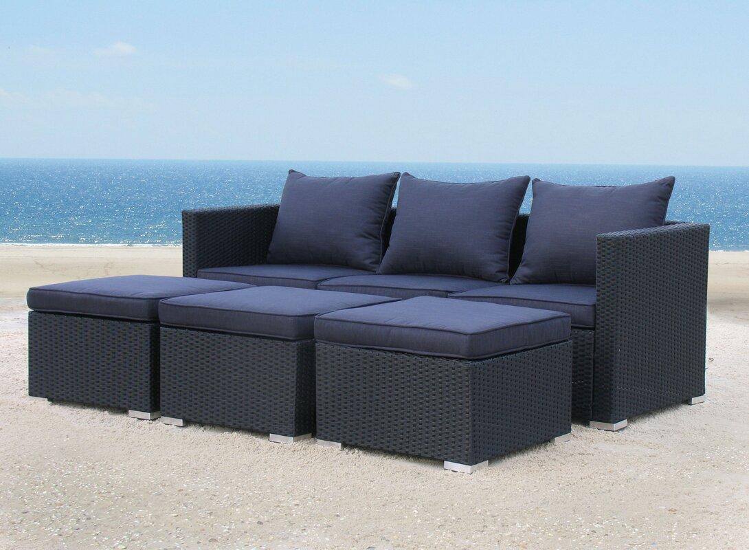 grasekamp sofa pepe mit kissen. Black Bedroom Furniture Sets. Home Design Ideas