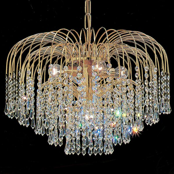 Greeson 4 - Light Unique / Statement Classic / Traditional Chandelier by House of Hampton House of Hampton