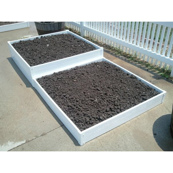 Handy Bed Vinyl Raised Garden by Cook Products