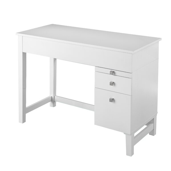 Tobi Mid Century Adjustable Height Desk by Latitude Run