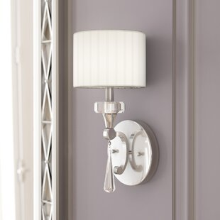 Austine 1-Light Armed Sconce By Willa Arlo Interiors Wall Lights