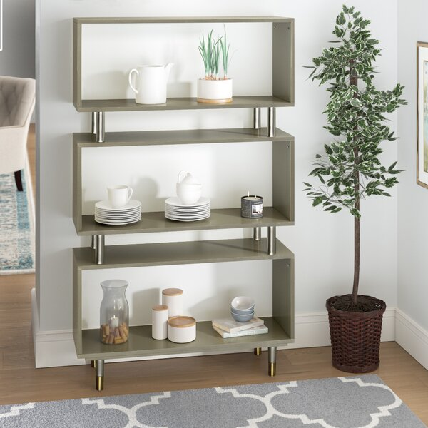 Alyse Standard Bookcase By Foundstone
