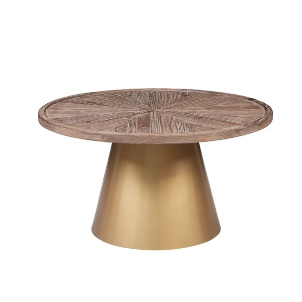 Beaslie Coffee Table By World Menagerie