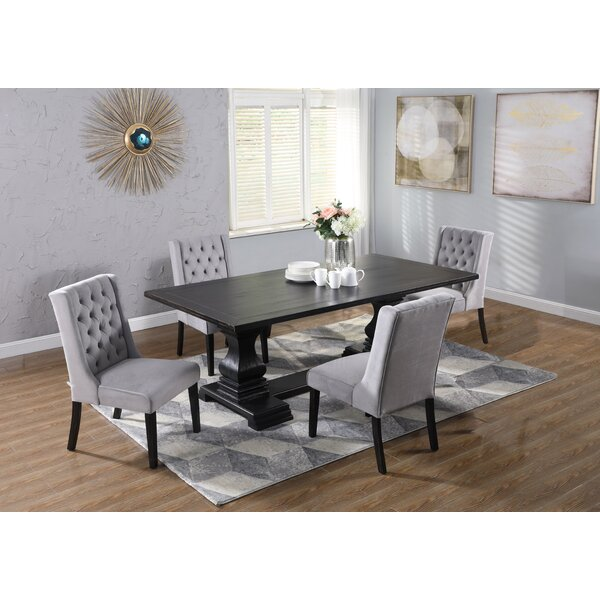 Kendra 5 Piece Dining Set by Darby Home Co