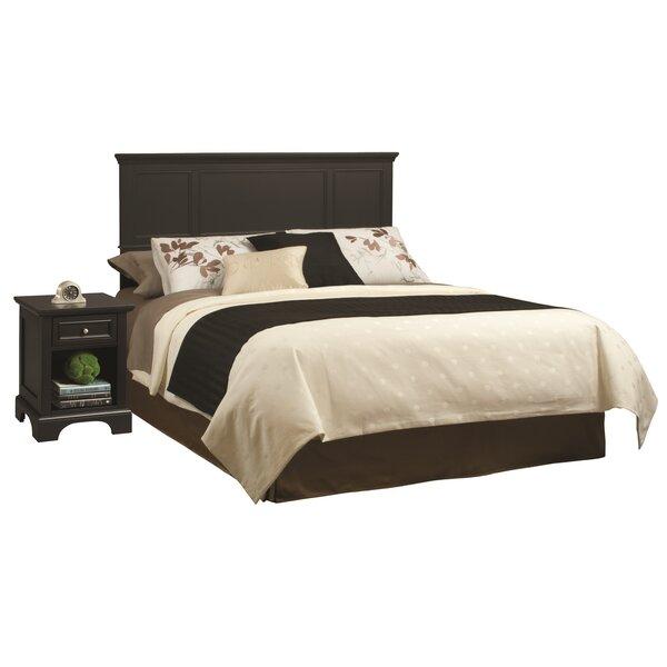 Mckeel King Standard 2 Piece Bedroom Set by Alcott Hill