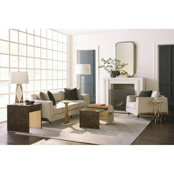 Caracole 5 Piece Coffee Table Set by Caracole Classic Caracole Classic