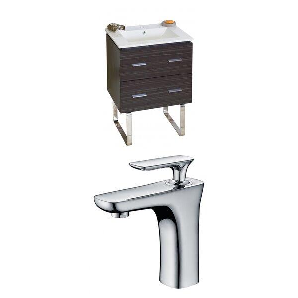 Kyra 24 Single Bathroom Vanity Set by Orren Ellis