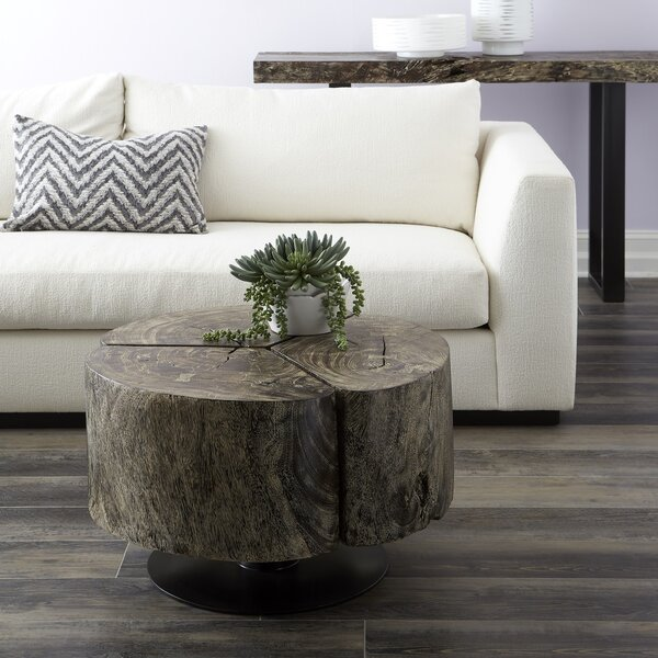 Pedestal Coffee Table By Phillips Collection