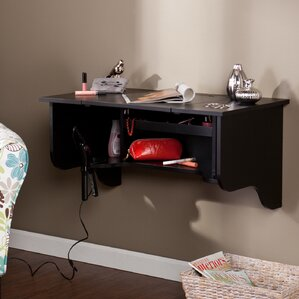 Teresa Wall Mount Vanity with Mirror by Wildon Home ?