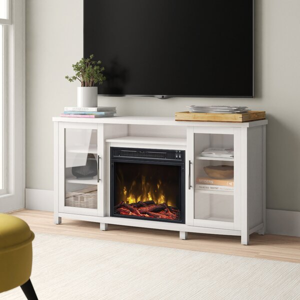 Review Lockesburg TV Stand For TVs Up To 60