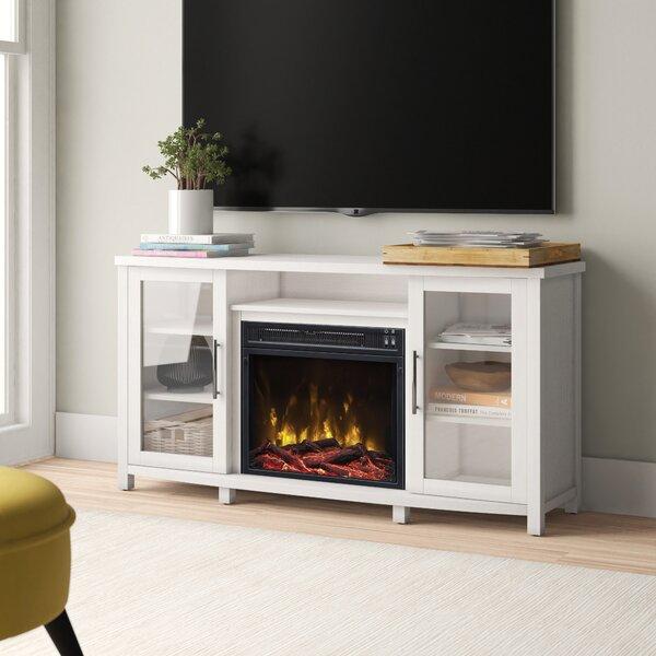 Zipcode Design TV Stand Fireplaces