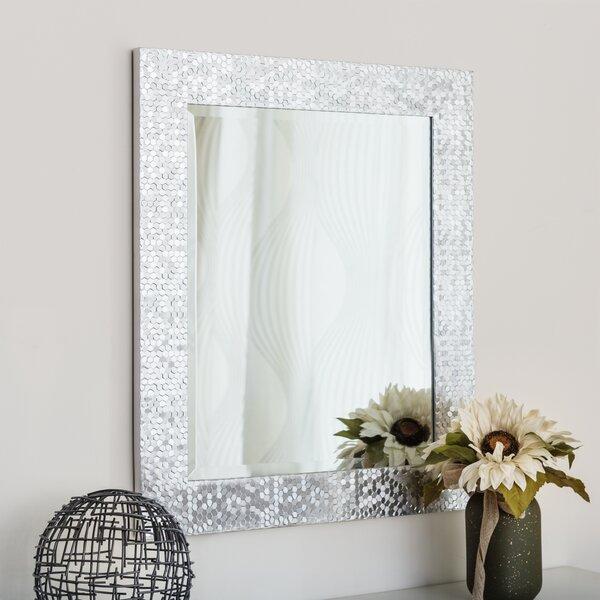 Godley Beveled Bathroom/Vanity Mirror by Wrought Studio