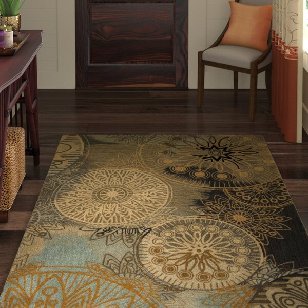 Nikhil Hand-Tufted Area Rug by World Menagerie