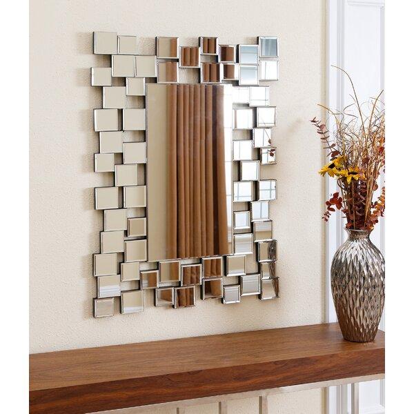 Accent Wall Mirror by Brayden Studio