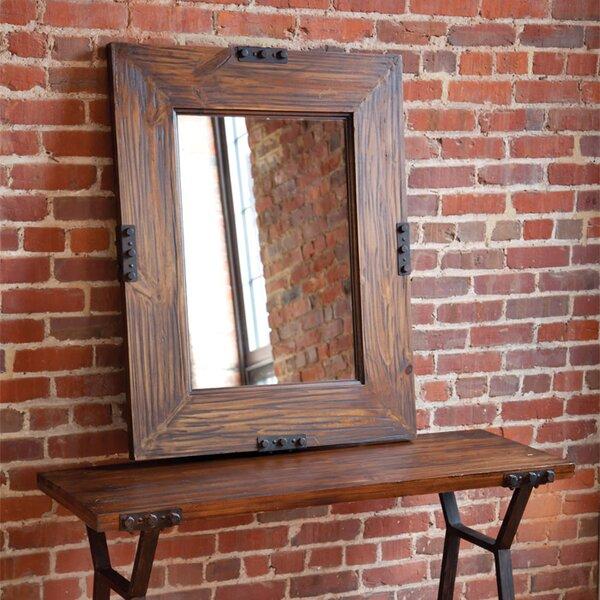 Essex Wall Mirror by Evergreen Flag & Garden