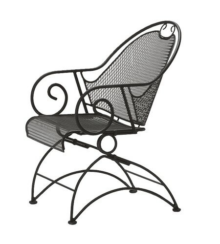 Cantebury Patio Dining Chair by Woodard