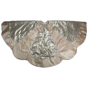 Rose Gold Tree Skirt Wayfair