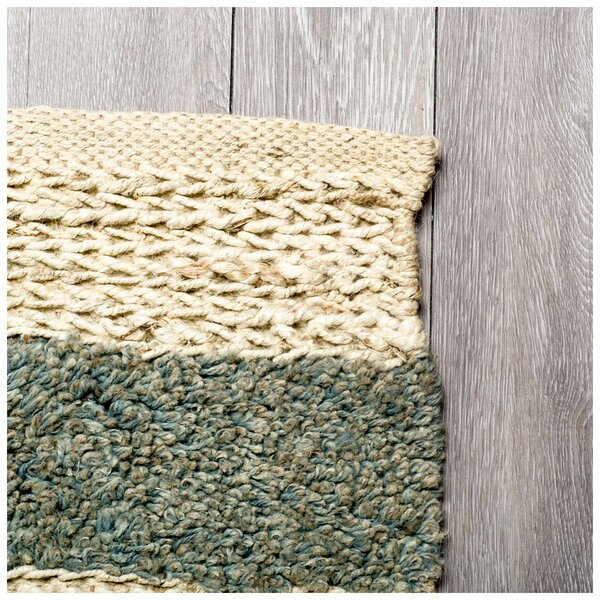 Cedric Hand-Woven Tan Area Rug by Bungalow Rose