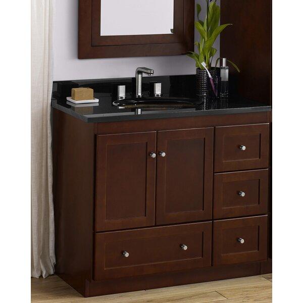 Shaker 36 Single Bathroom Vanity Set by Ronbow