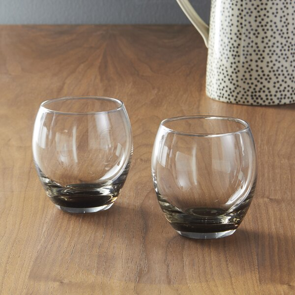 Halo 12 Oz. Glass (Set of 2) by Mercury Row