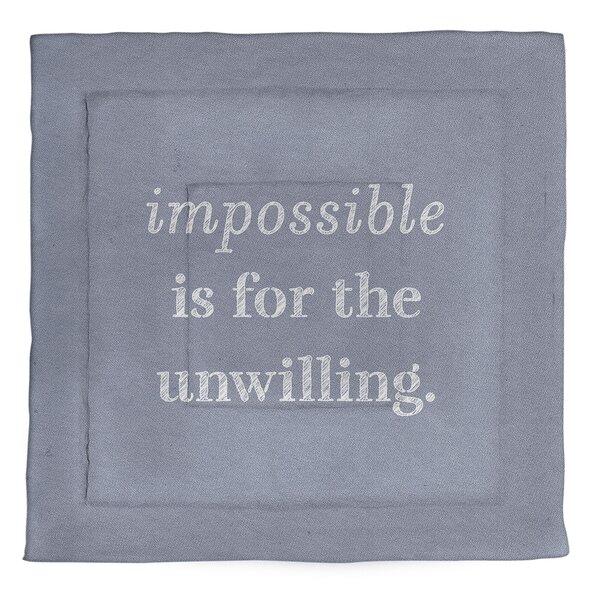 Impossible Single ReversibleComforter