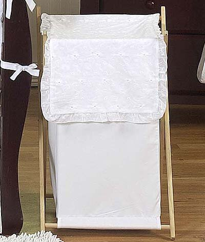 Eyelet Laundry Hamper by Sweet Jojo Designs