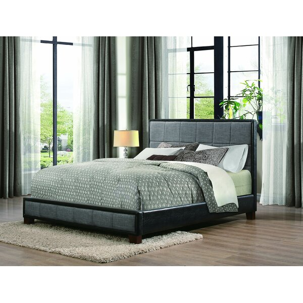 Carrie Upholstered Platform Bed by Latitude Run