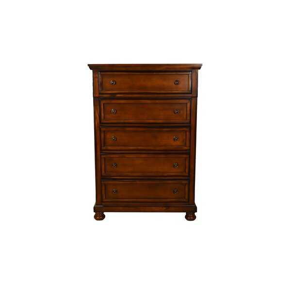 Prather 5 Drawer Chest by Alcott Hill