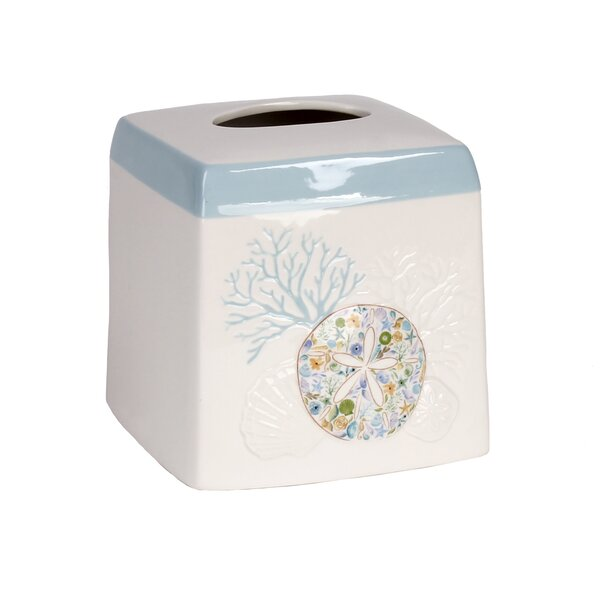 Jaylyn Tissue Box Cover by Highland Dunes