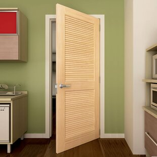 Exterior Louvered Doors | Wayfair