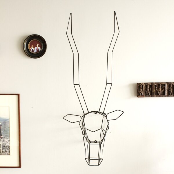 Gazelle Wall Décor by Bend Goods