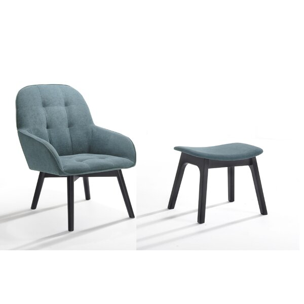 Chittum Lounge Chair by George Oliver