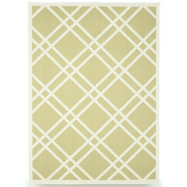 Maverick Sage Green Indoor/Outdoor Area Rug by Budge Industries