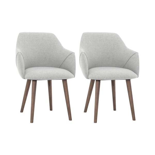 Creggan Upholstered Arm Chair (Set Of 2) By Upper Square™