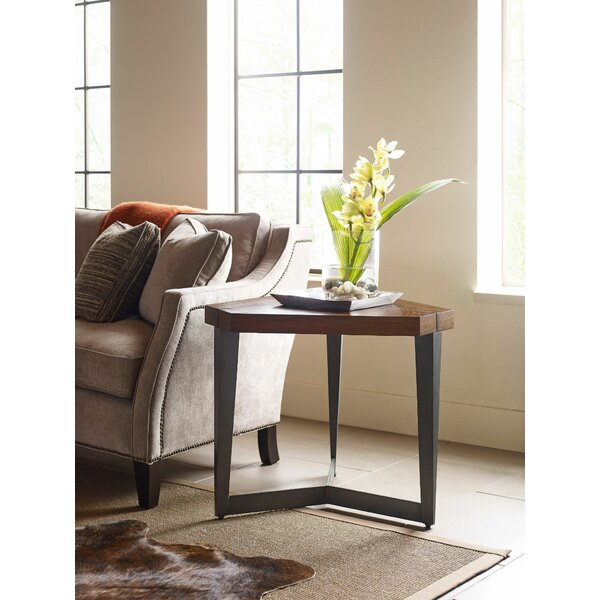Maura Triangulate End Table by Foundry Select Foundry Select