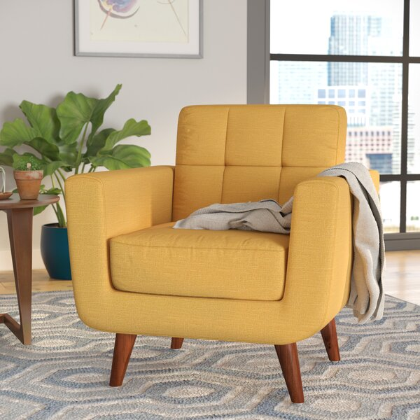 Lester Armchair by Langley Street