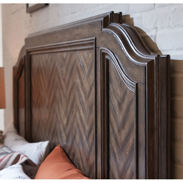 Aadi Panel Bed Headboard by Darby Home Co