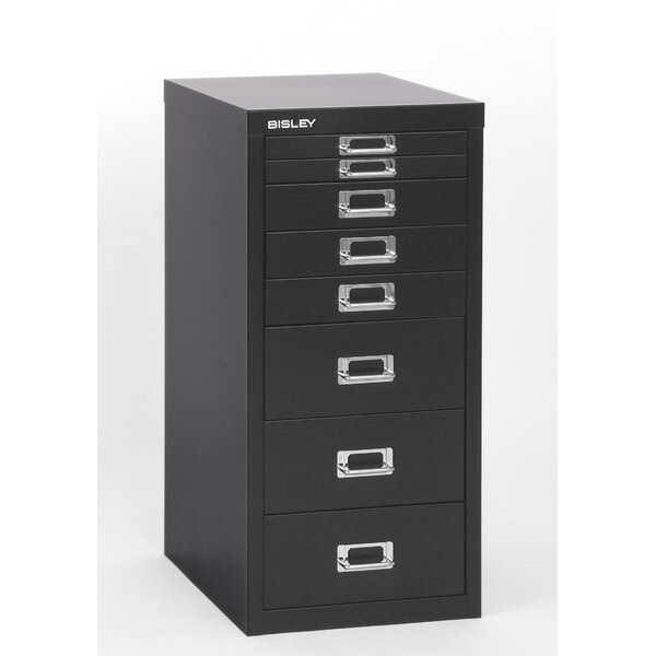 8 Drawer Vertical File by Bisley
