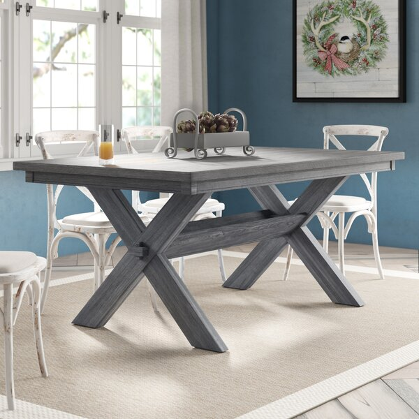 Quentin Dining Table by Lark Manor