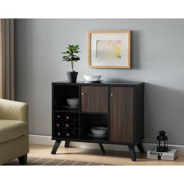 Michaela Bar Cabinet by Wrought Studio