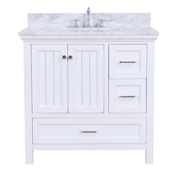 Paige 36 Single Bathroom Vanity Set by Kitchen Bath Collection